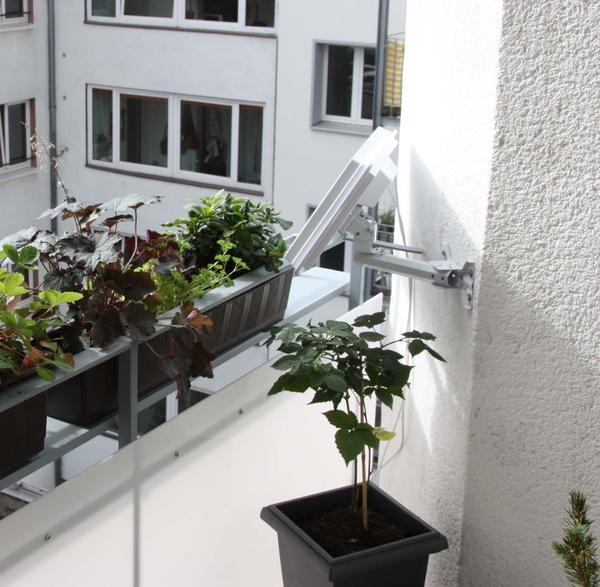 Satellitenschã¼Ssel Balkon   Empfangsanlagen Tv Rundfunk Funk Engineering